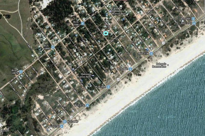 Terreno en Venta en Punta del Este BALNEARIO BUENOS AIRES