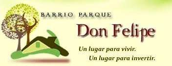 Lote en venta Don Felipe