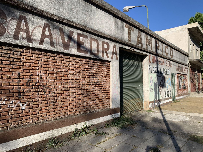 Galpon en alquiler Saavedra
