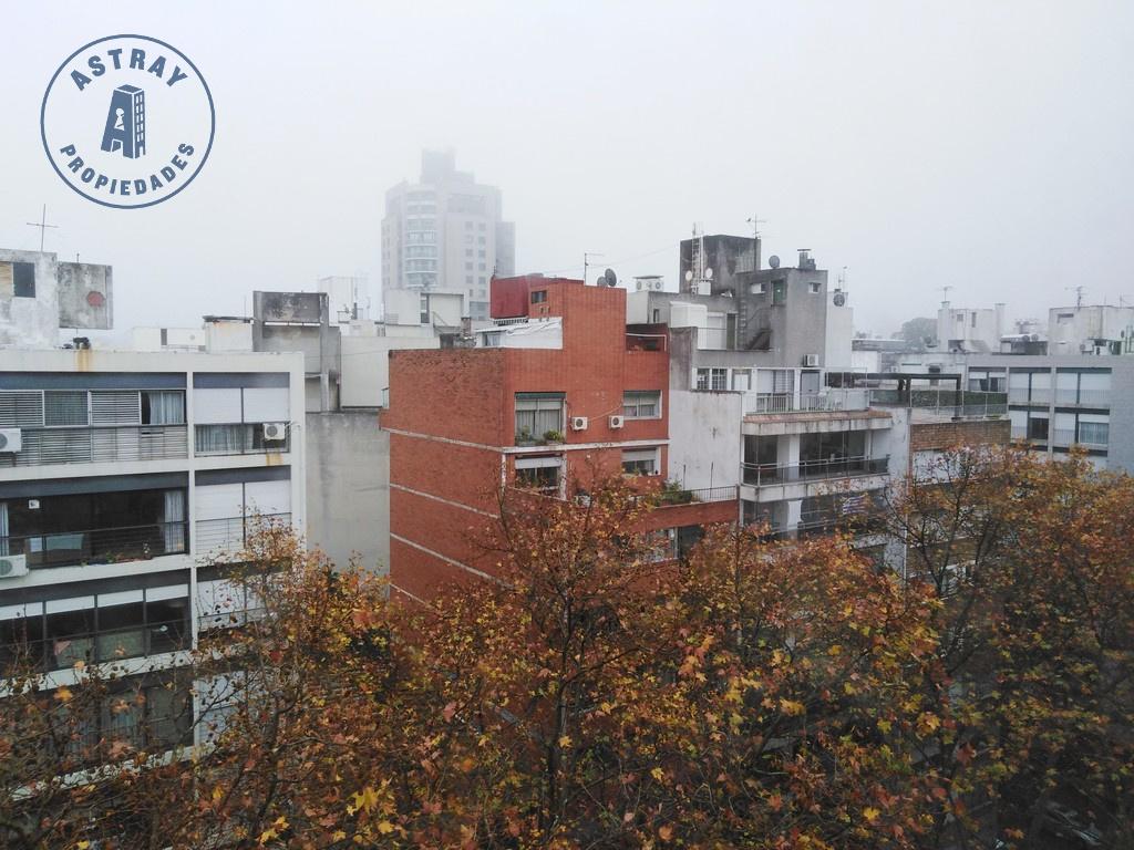 Apartamento en alquiler Pocitos monoambiente