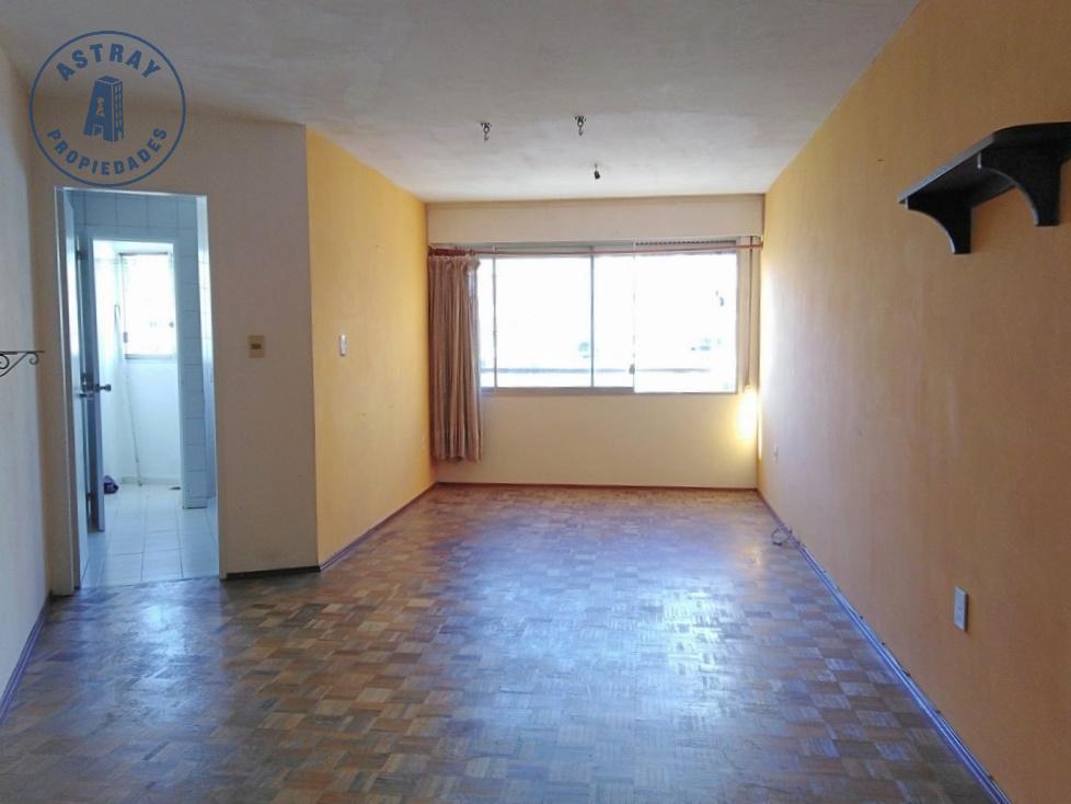 Apartamento en alquiler Tres Cruces 1 dormitorio
