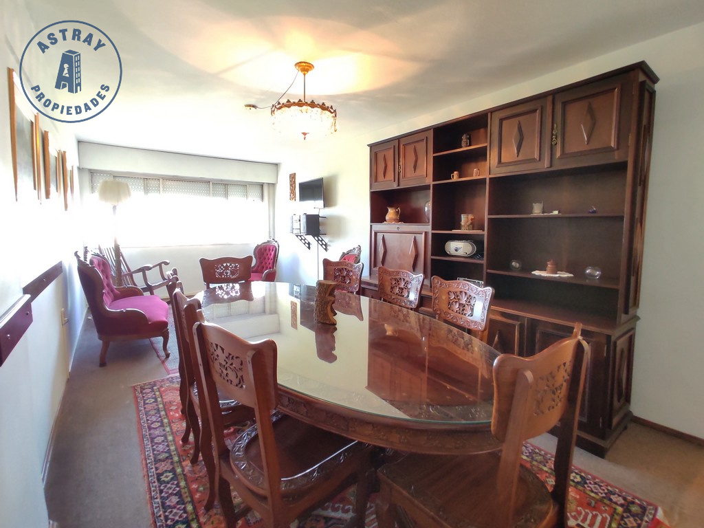 Apartamento en alquiler La Blanqueada 3 dormitorios