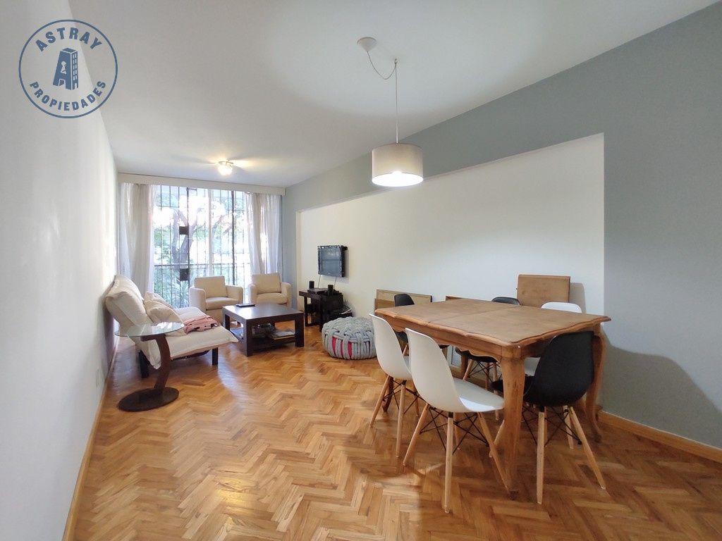 Apartamento en alquiler Parque Rodó 3 dormitorios