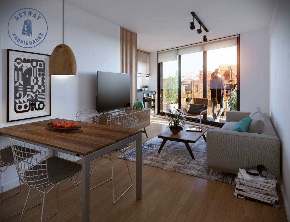 Apartamento en venta Cordón monoambiente