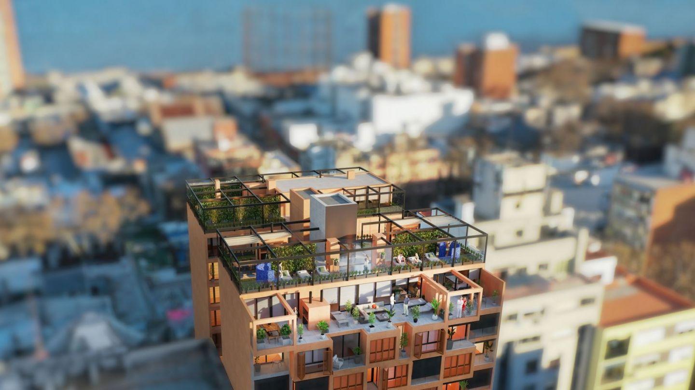 Apartamento en venta Centro monoambiente