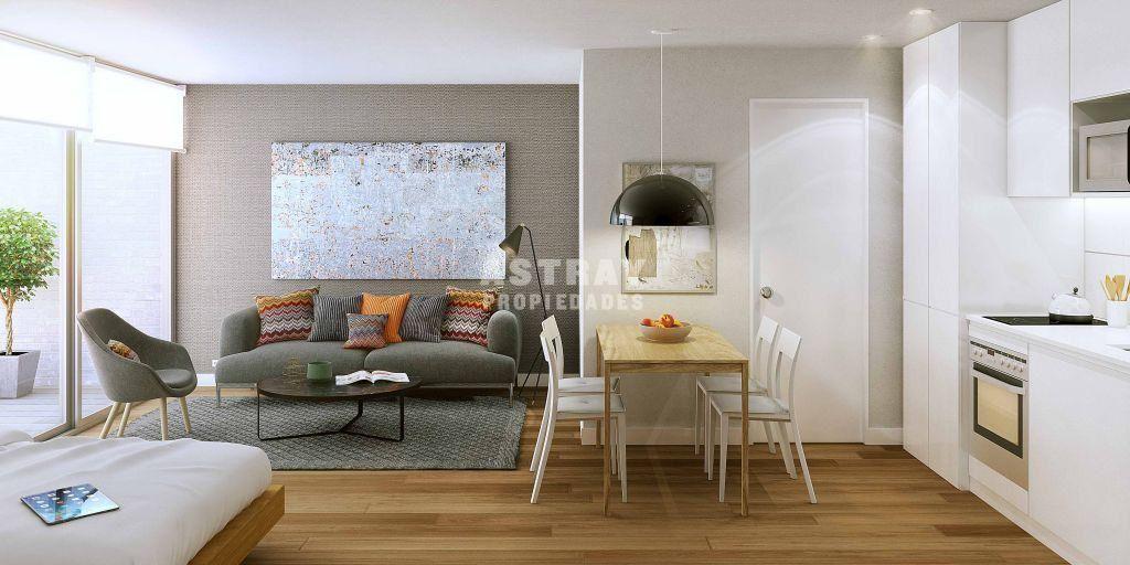 Apartamento en venta Pocitos 1 dormitorio