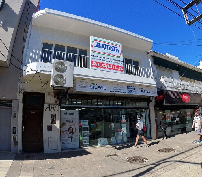 Alquiler de Local Más de 100 mts. en La Matanza Ramos Mejía