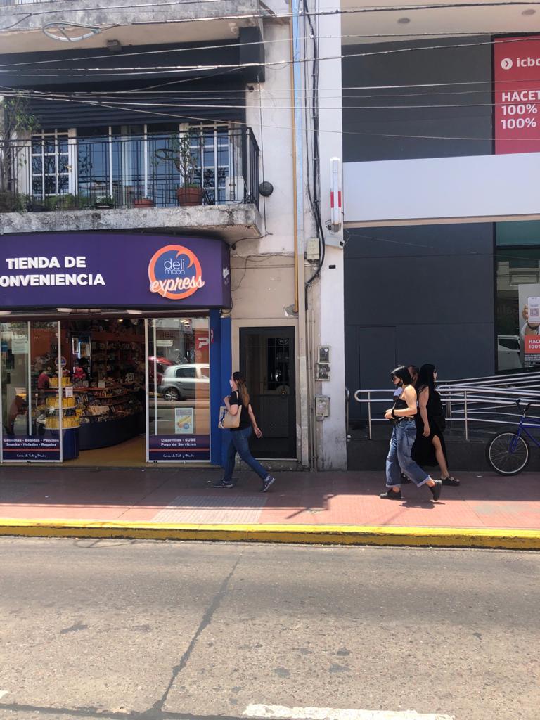 Oficina en alquiler Centro Tigre 4 ambientes