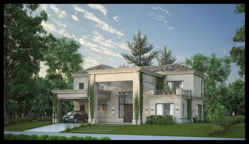 Casa en venta Bella Vista 5 ambientes