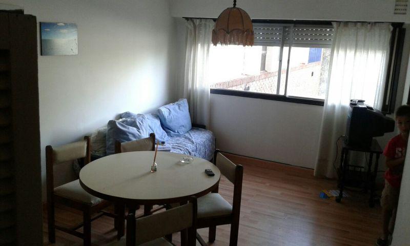 Alquiler Temporal de Departamento 2 ambientes en Mar del Plata La Perla
