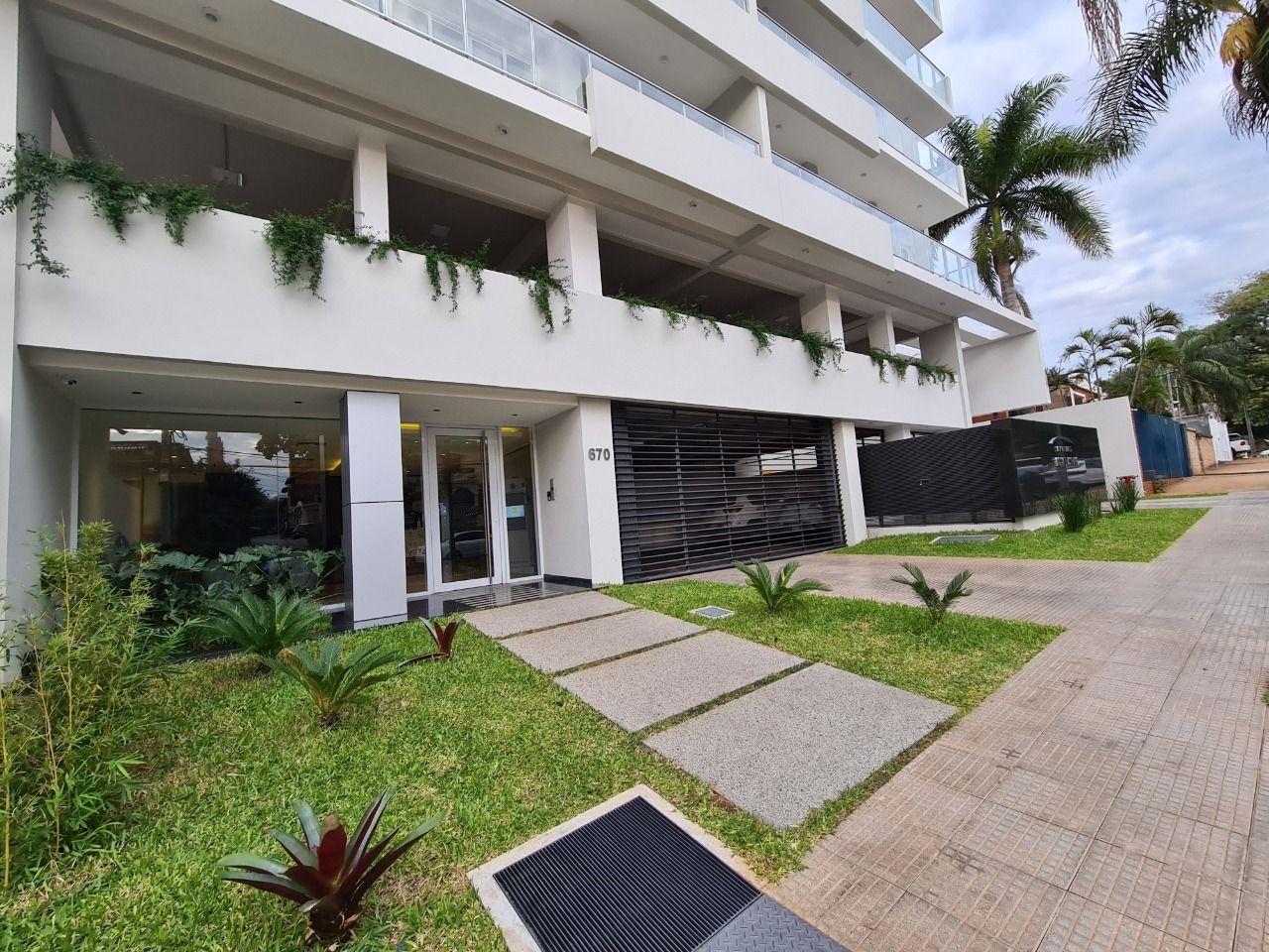 Apartamento en Las Mercedes 2 dormitorios