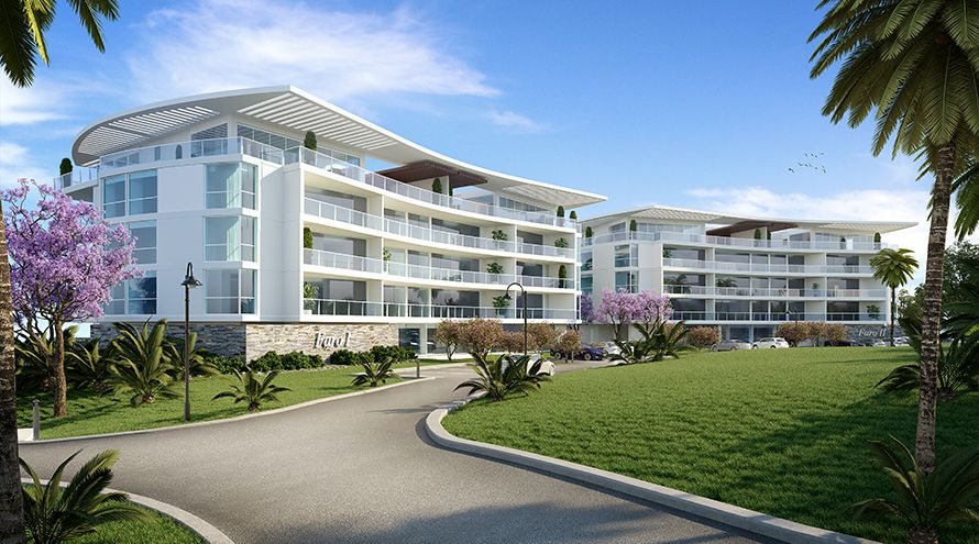 Apartamento en Surubi'i 3 dormitorios