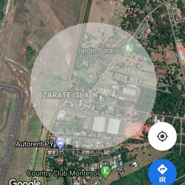 Terreno en venta Zarate Isla
