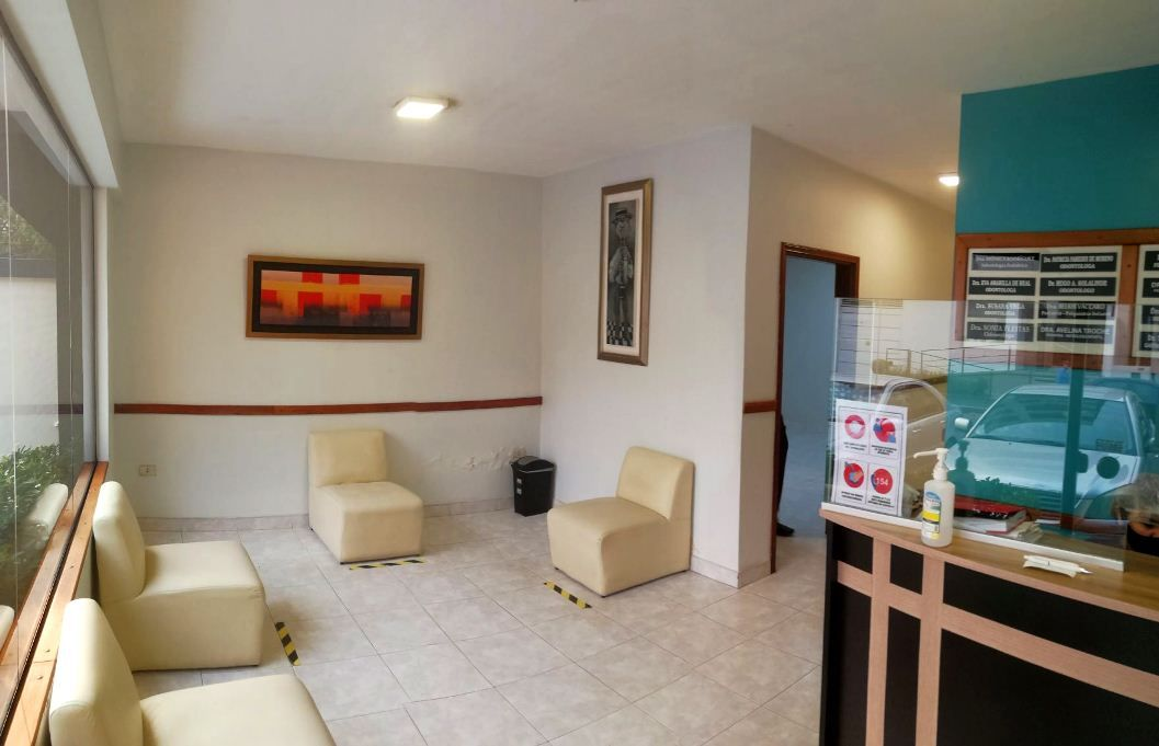 Oficina en alquiler Ciudad Nueva 2 ambientes