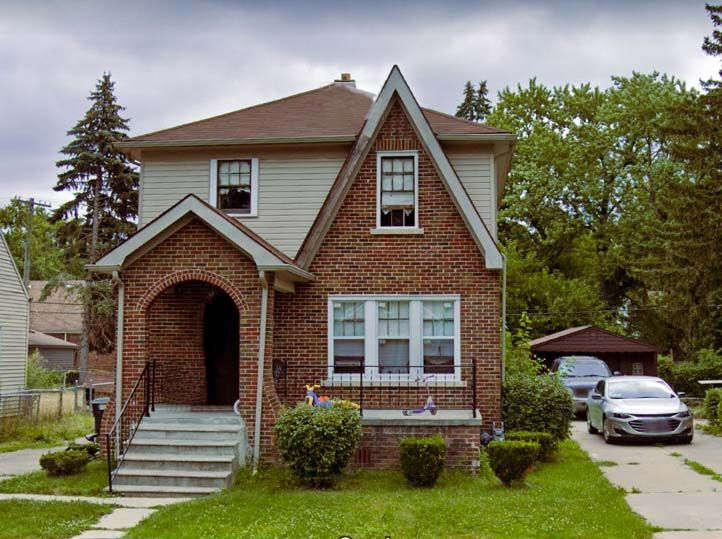 Casa en venta Detroit - Michigan 3 dormitorios