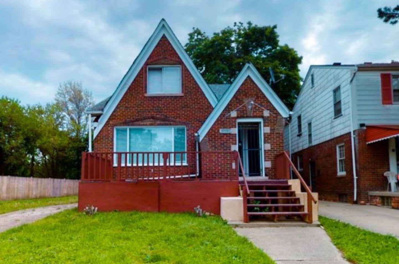 Casa en Detroit - Michigan 4 dormitorios