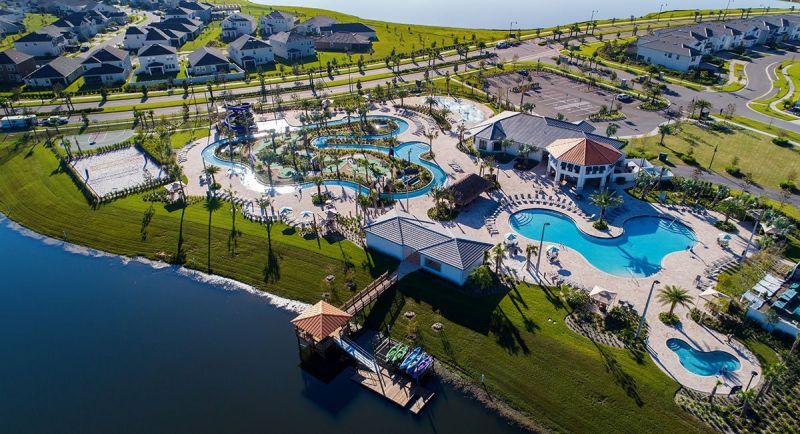 Storey Lake - Orlando - Barrio cerrado en Kissimmee, Florida