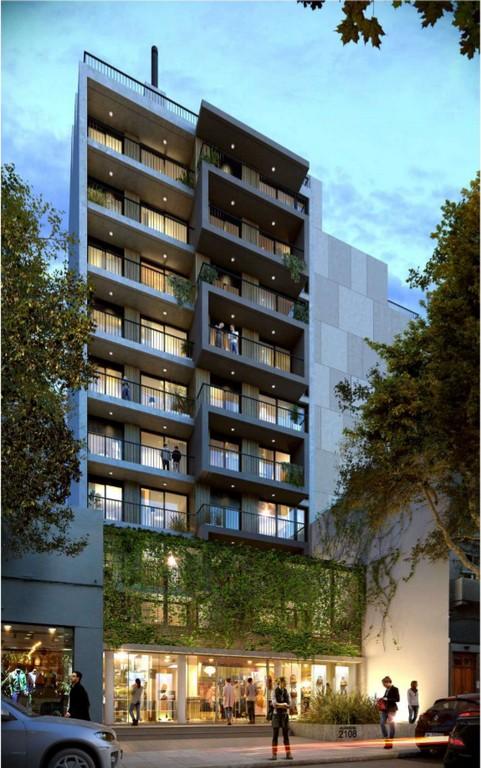Domini Rivera - Edificio en Cord?n 2 dormitorios