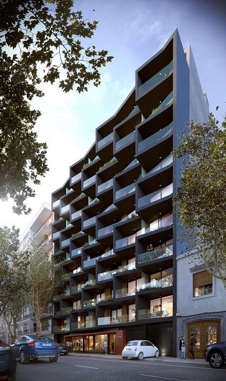 Domini Soriano - Edificio en Centro 1 dormitorio
