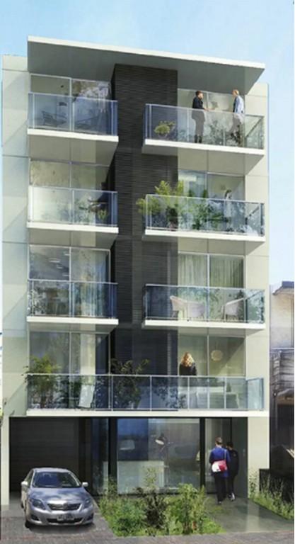 L+ - Edificio en Pocitos 1 dormitorio