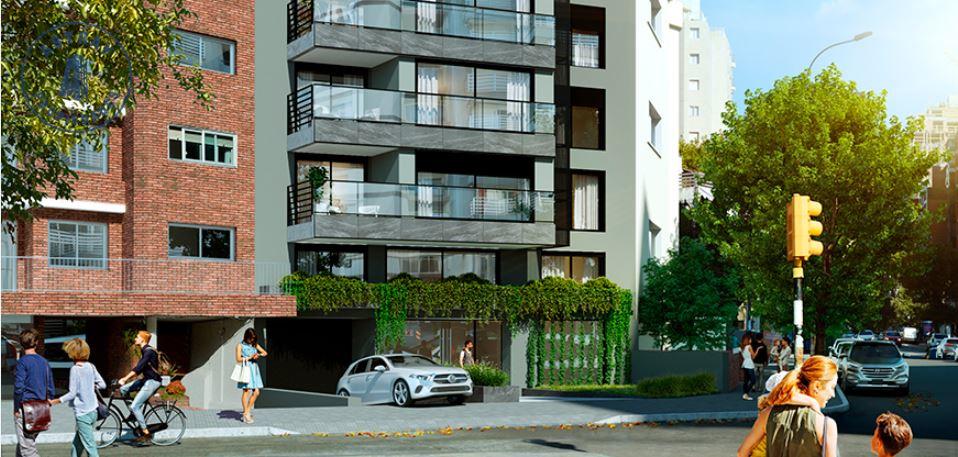 Via 21 - Edificio en Punta Carretas