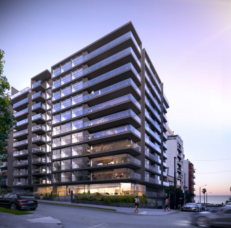 Bilu Biarritz - Edificio en Villa Biarritz 2 dormitorios