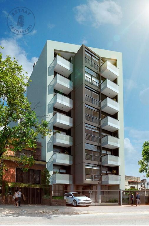 Vento Herrera - Edificio en La Blanqueada 1 dormitorio