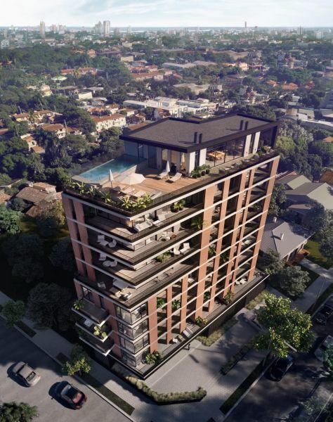 EDIFICIO MET SANTA TERESA - Edificio en Ycua Sati 1 dormitorio