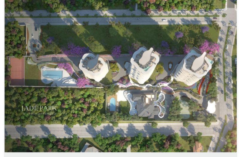 Edificio Jade Park - Edificio en Trinidad 2 dormitorios