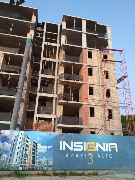 Edificio Insignia 3 - Edificio en Luque 2 dormitorios