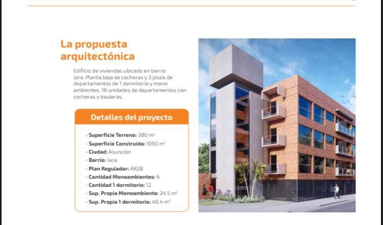 EDIFICIO RENTALIS BARRIO JARA - Edificio en Barrio Jara