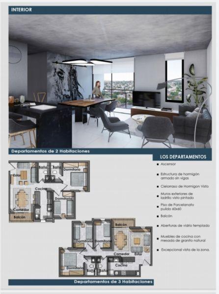 EDIFICIO INSIGNIA FLY - Edificio en Jard?n De Oro 2 dormitorios
