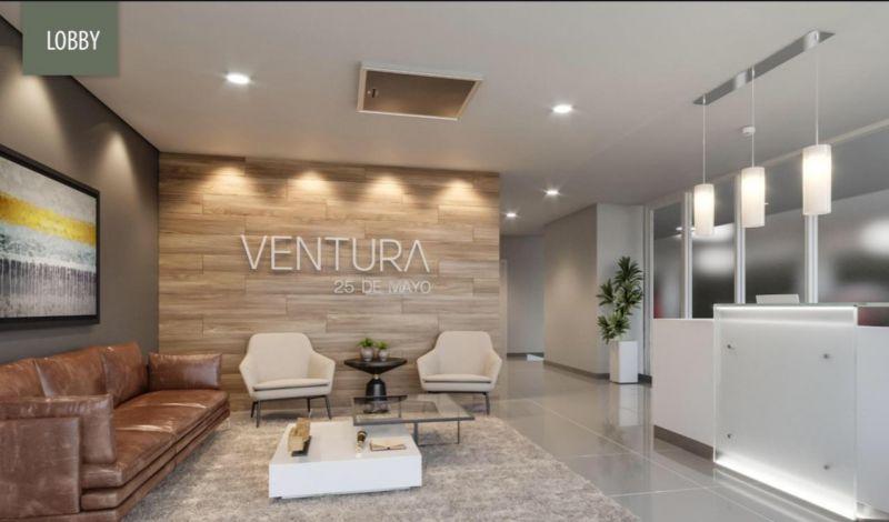EDIFICIO VENTURA 25 DE MAYO - Edificio en 1 dormitorio