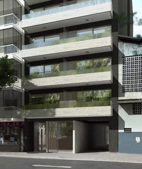 Colombres 65 - Edificio en Almagro 1 ambiente