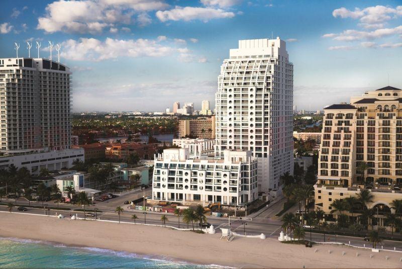 Conrad - The Ocean Resort Residences - Edificio en Fort Lauderdale