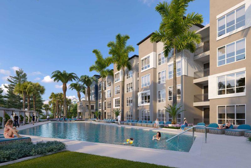 The Terraces at The Grove Resort - Condominio en Florida