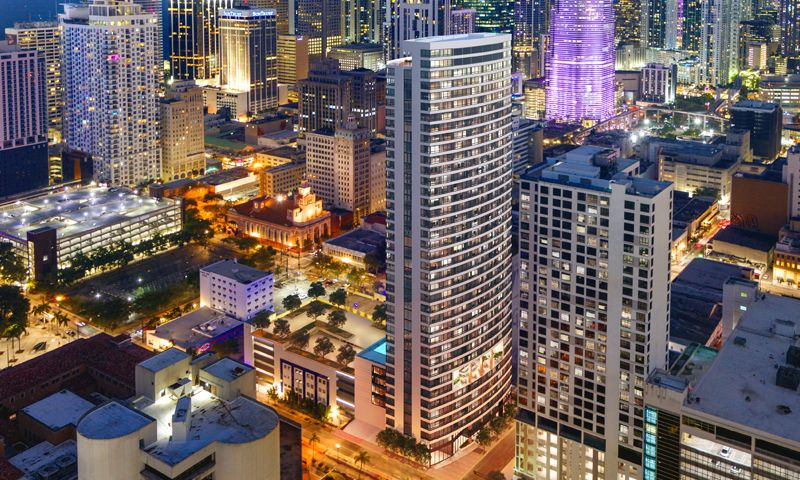 District 225 - Miami - Edificio en Florida