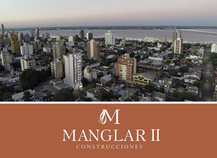 MANGLAR II - Edificio en Centro 1 dormitorio