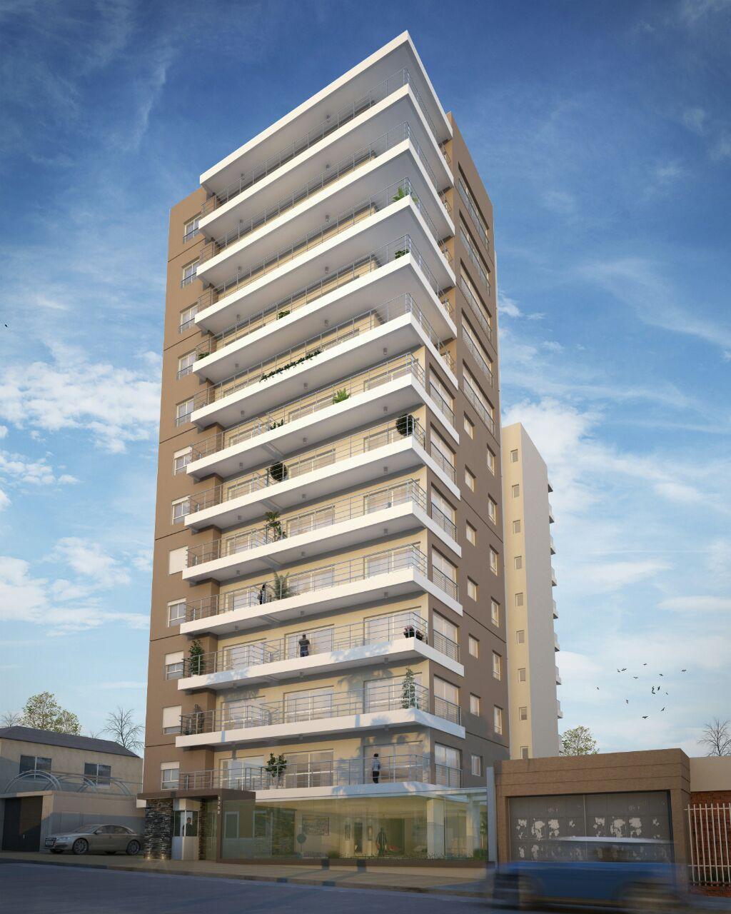 ALTOS DE JUJUY - Edificio en Centro 1 dormitorio