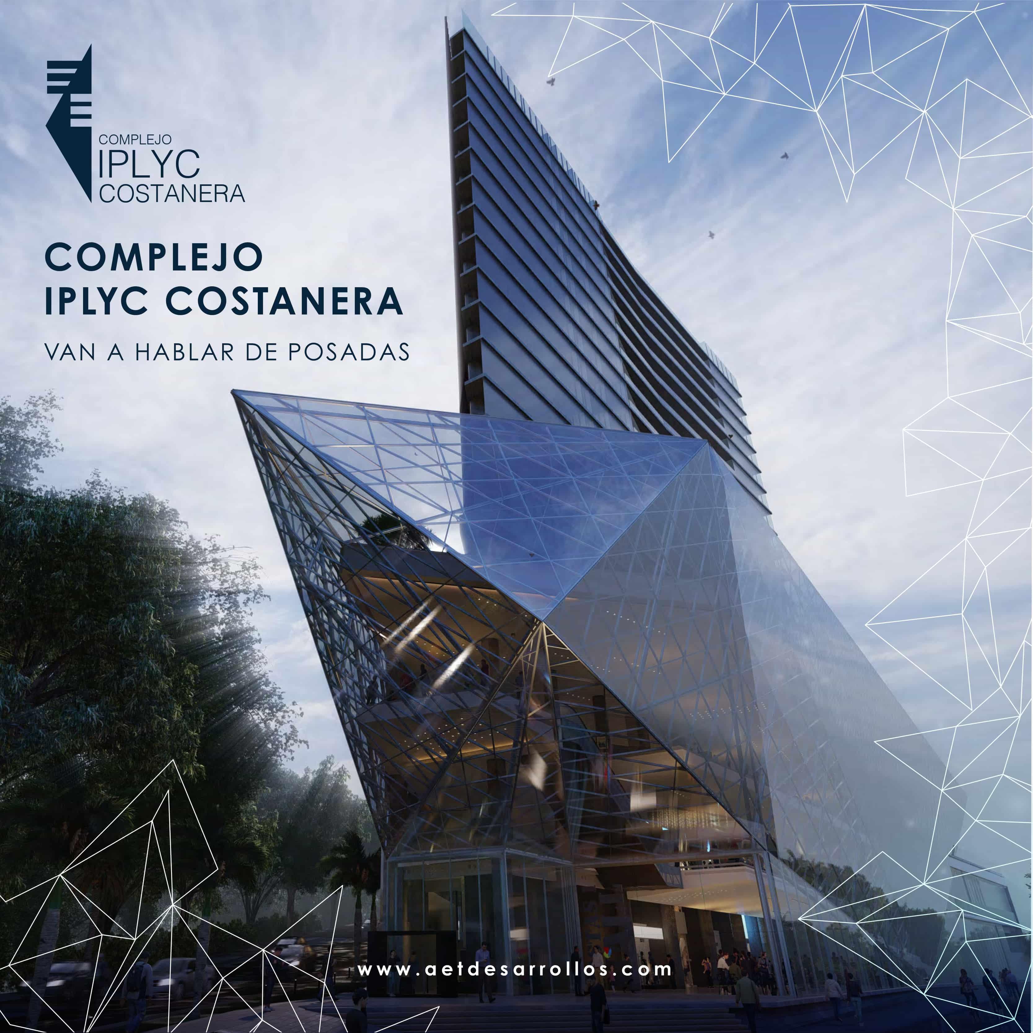COMPLEJO IPLYC COSTANERA - Edificio en Posadas 7 ambientes