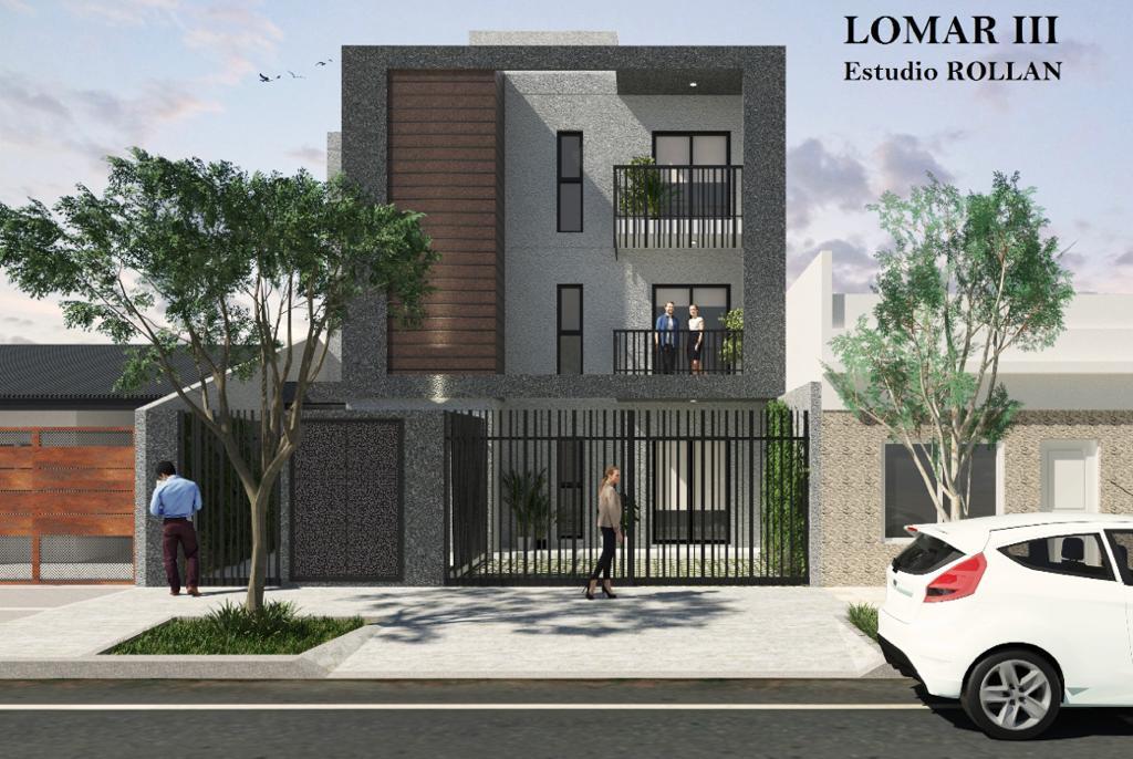 EDIFICIO LOMAR 3 - Edificio en El Palomar