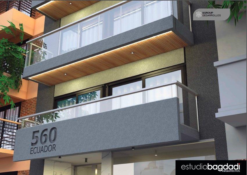 ECUADOR 560 - Edificio en Balvanera