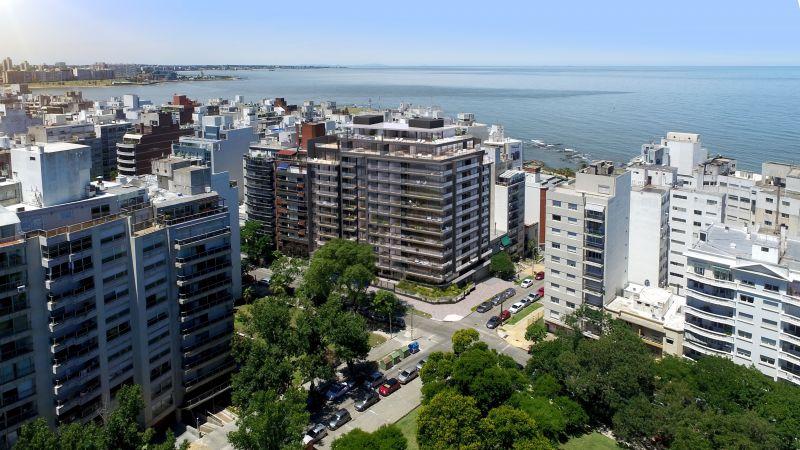 BILU BIARRITZ - Edificio en Punta Carretas 2 dormitorios