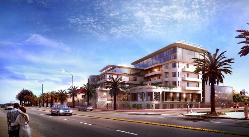 BILU RIVIERA - Edificio en Punta Gorda 1 dormitorio