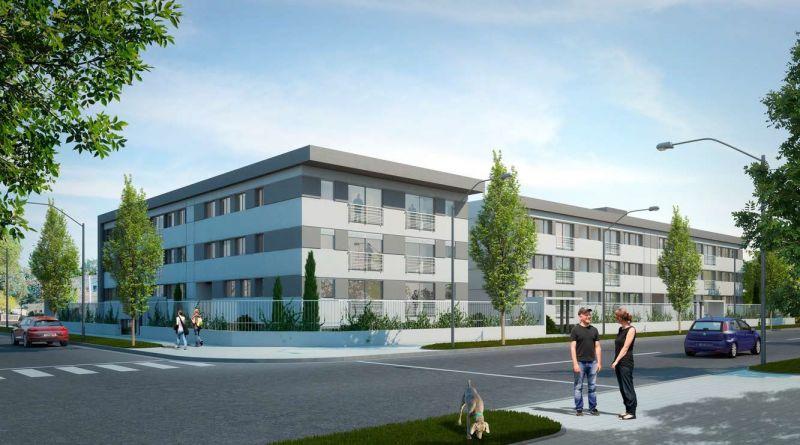 NOSTRUM PARQUE - Edificio en Uni?n 1 dormitorio