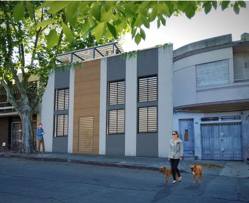 JARDINES DEL REY - Edificio en La Comercial 1 dormitorio