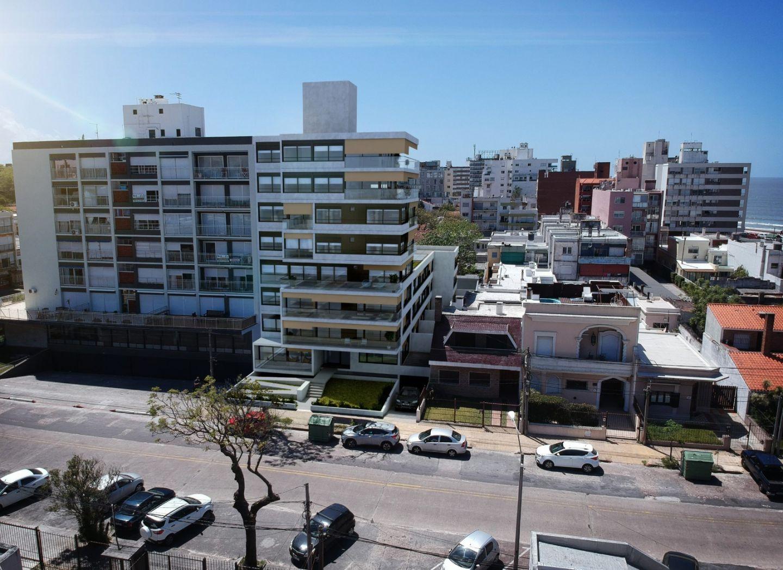 SOLARIS PLAYA - Edificio en Malvin 1 dormitorio