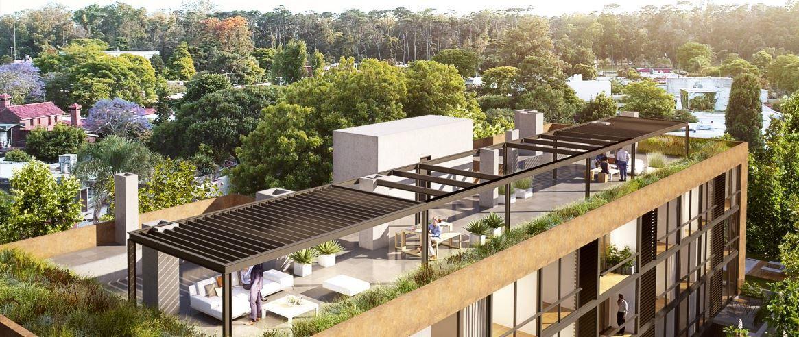 SOLARIS PARQUE - Edificio en Punta Gorda 1 dormitorio