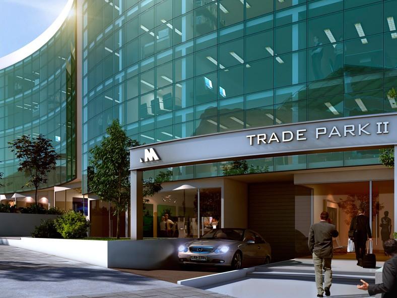 TRADE PARK 2 - Edificio en Pocitos Nuevo