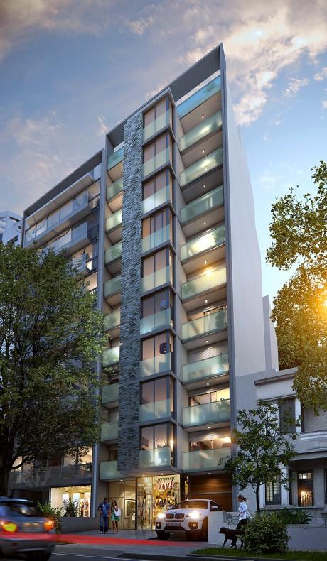 SOUL - Edificio en Parque Batlle 2 dormitorios